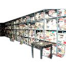 Slotted Type Angle Rack