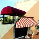 Manually Operated/ Motorized Awnings