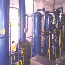 Ion-Exchange Type Water Demineralisation Plant