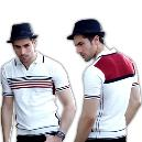 Half Sleeve Collared T-Shirt For Men