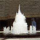 Outdoor Purpose Water Castle Fountain