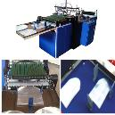 Cut and Seal Machine for U Shape PVC Pouch