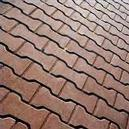 Smooth Finished Curved Tile