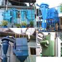 Automatic Type Dust Collector System