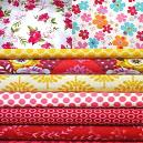 Cotton Made Printed Fabric