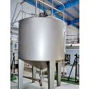 Stainless Steel Made Storage Tank