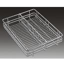 Double Partition Wire Basket