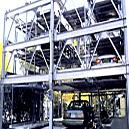 Auto Parking Systems 4 Stage Overground