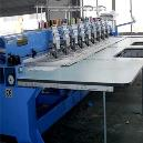 Industrial Sequin Embroidery Machine