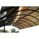 Polycarbonate Made Roofing Sheet