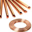 Industrial Purpose Electrical Copper Pipes