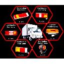 Automotive Lighting For Truck And Cargo