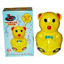 Light Weight Musical Bear Toy
