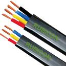 PVC Three Core Submersible Flat Cable