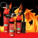 Compact Designed Fire Extinguisher
