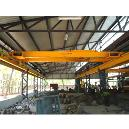 Industrial Grade Electrically Operated Crane