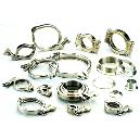Stainless Steel Made Sanitary Clamp