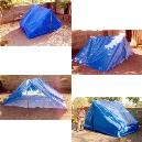 Outdoor Purpose Blue Coloured Tent
