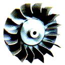 Impeller For Engineering Industry