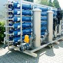 Industrial Grade Reverse Osmosis Plant