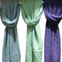 Skin Friendly Smooth Finished Scarves