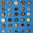Round Shaped Sew On Button