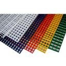 Light Weight Moulded Grating