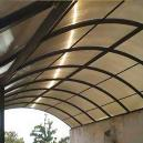 Light Weight Polycarbonate Roofing