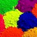 Blue And Green Coloured Detergent Pigment