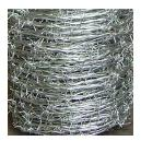 Abrasion Resistant Barbed Wire
