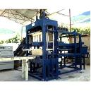 Fly-Ash Concrete Brick Making Machine