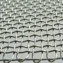 Galvanised Square Wire Mesh