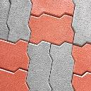 Zig Zag Paver For Construction Industry