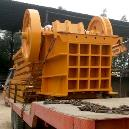 Industrial Grade Jaw Crusher