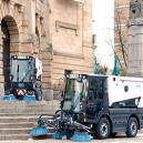 Compact Designed Sweeper For Airport