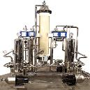 Plc Operated Ultra Filtration System
