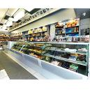 Stainless Steel Made Sweet And Bakery Counter