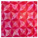 Reversible Type Pink Quilt