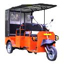 Electric Rickshaw With Motor