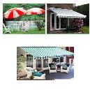 Outdoor Purpose Smooth Finished Awning