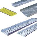 Metal Made Perforated Cable Tray