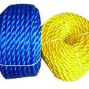 Smooth Finished Tarpaulin Made Rope
