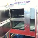 Industrial Grade Tunnel Blast Freezer