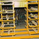Industrial Grade Storage Purpose Trolley