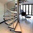 Stainless Steel Made Railing