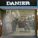 Security Purpose Perforated Rolling Shutter