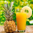 Hygienically Packed Pineapple Pulp