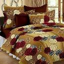 Printed Type Polycotton Bed Sheet