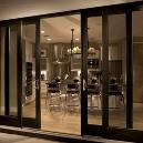 Smooth Finished Sliding Door