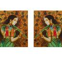 Home Decorative Canvas Painting